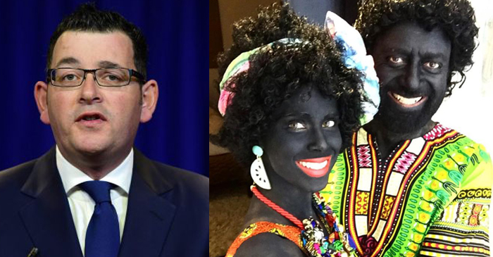 Victorian Premier Reminds Residents That Blackface Is Still Offensive, Even During Halloween