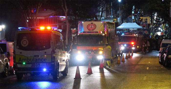 Eight Crushed As Police Sniffer Dogs Enter Bondi Nightclub