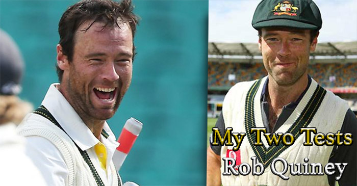 Cricketing great Rob Quiney to release tell-all memoir detailing Test career