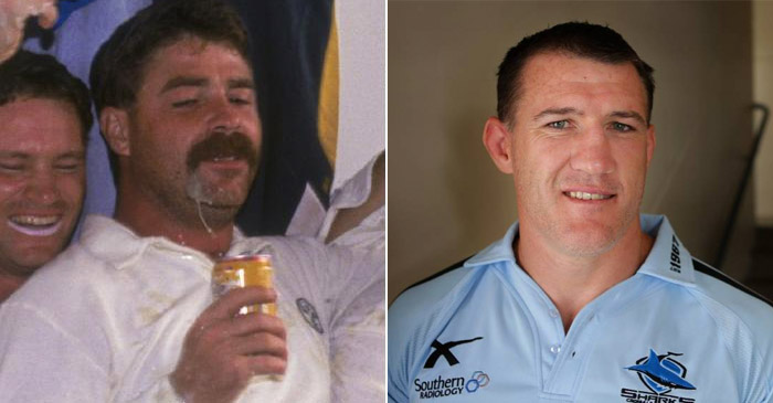 Paul Gallen found to have same virus David Boon had after sinking 52 tins on Sydney-London flight