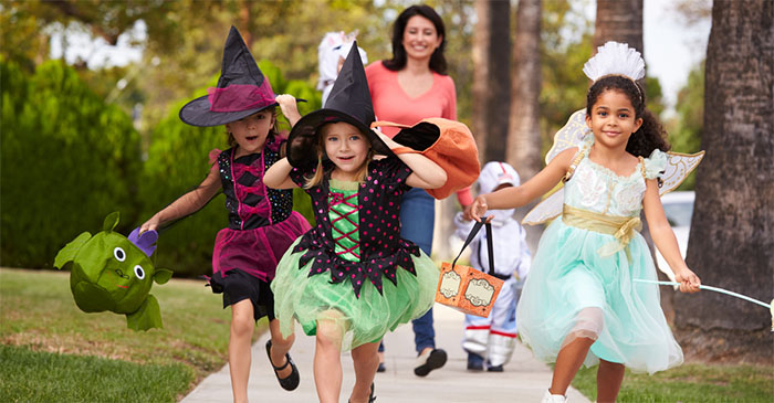 DoCS to keep an eye on parents who take their kids trick-or-treating tonight