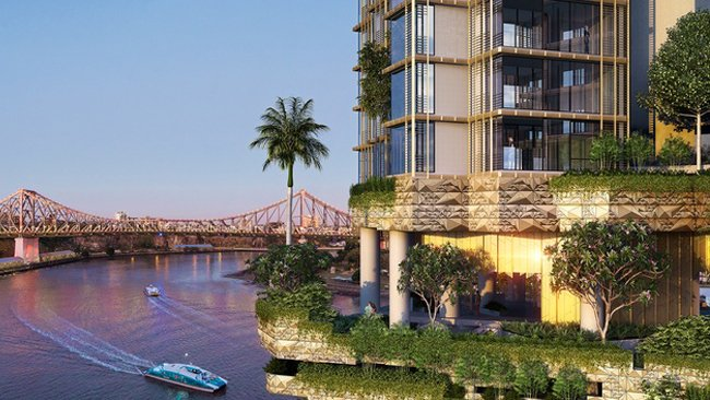 Best Way To Prevent Housing Crash Is To Build Heaps More Apartments, Says Brisbane