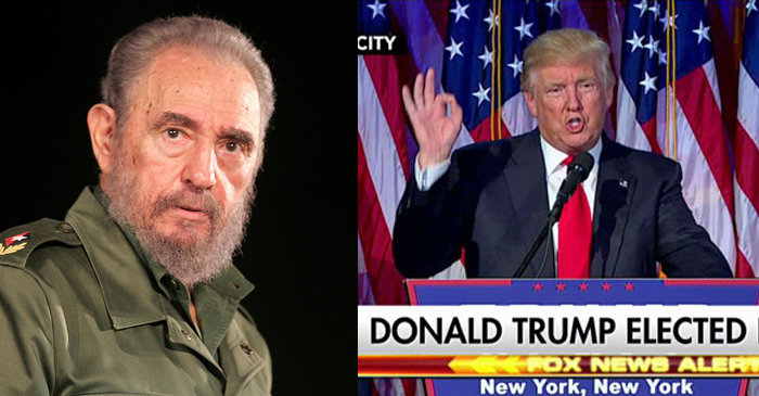 Fidel Castro Outlives Lifelong Rival, The USA, By Two Weeks
