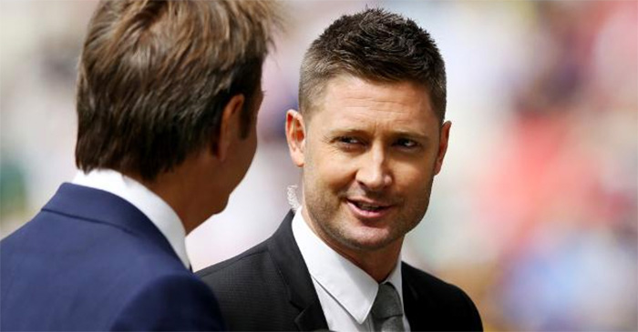 Nation collectively groans each time Michael Clarke opens his mouth