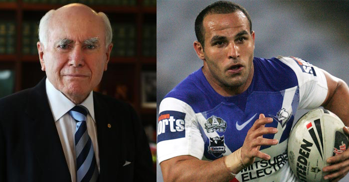 "John Howard Says ""Peter Dutton Is Forgetting How Fucking Good El Masri Was At Footy"""