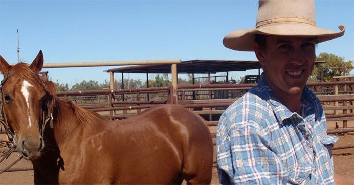 Head Stockman Reveals Love Of Hitting Dough-Banging Jackaroos With The Jigger