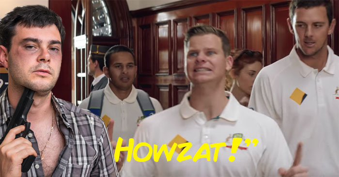 Local bloke closes account at the Commonwealth over 'appalling' Howzat ad