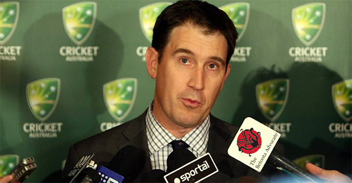 Cricket Australia insists the media blame the players for latest series loss, not them