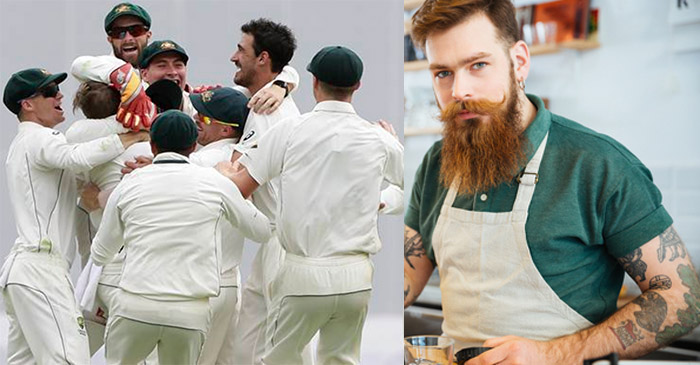 Fitzroy barista reveals he's always loved Test cricket after epic win at the MCG