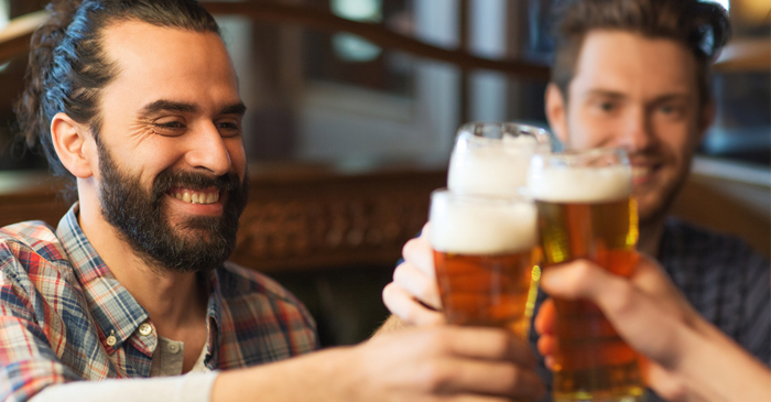 STAFF XMAS PARTY: Local Man About 3 Craft Beers Away From Alluding To Cocaine