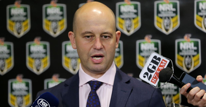 Lack Of NRL Scandals Pretty Weird For This Time Of The Year, Confirms CEO
