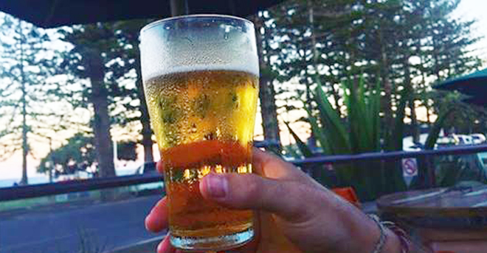 Confusion Surrounding Who's Drinking Out Of Which Schooner Ruins Good Yarn
