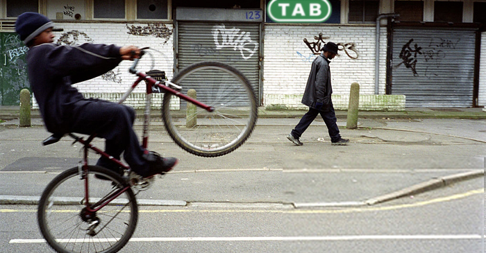 Impressive Wheelies On The Rise Amongst Aboriginal Youth In Remote Communities