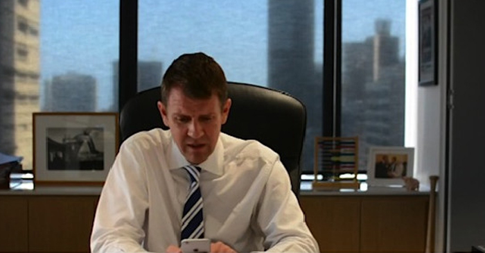 Mike Baird Rushing To Find A Venue To Host His 2-And-Half Hour Farewell Party