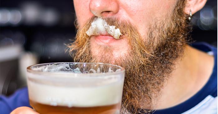Newtown Man Develops Diabetes After Hibiscus-Infused Tangerine Pale Ale Bender