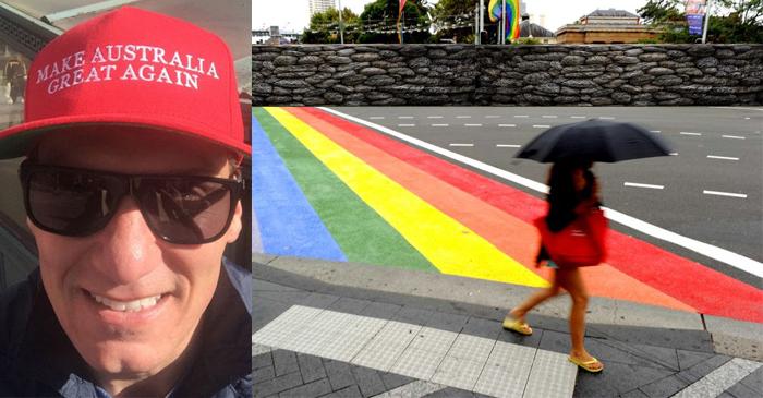 Cory Bernardi's New Political Party To Build A Wall Around Sydney's Oxford Street