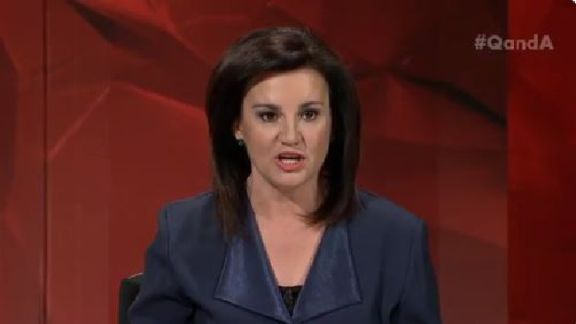 Jacqui Lambie Accuses Climate Change And Burqas Of Attempting To Shaft Pensioners