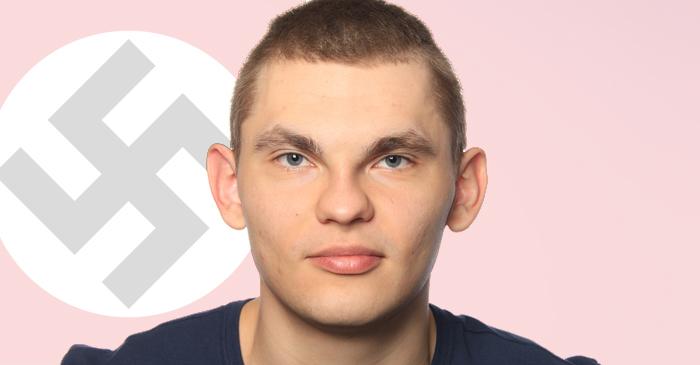 Radicalised Neo-Nazi Preparing To Commit Act Of Poor Mental Health