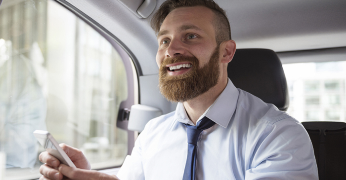 Uber Passenger Launches Into Same Boring Conversation About How Much The Driver Earns