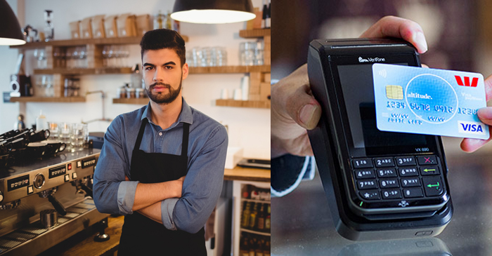 Cafe Owner Acting Like You Should Feel Privileged To Be Able To Pay With Eftpos