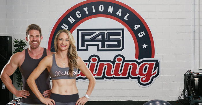 Ex-Girlfriend Already Posting Photos With Jacked Personal Trainer In Front Of F45 Sign