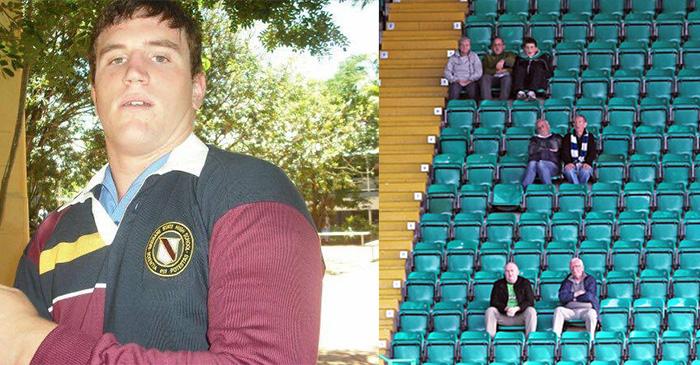 All 31 Melbourne Rebels Members chip in to buy Logan schoolboy sensation