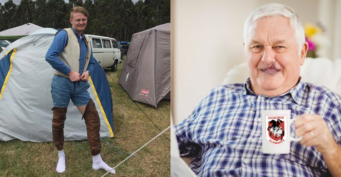 Local Dad 'shocked' and 'appalled' by what son wore to festival