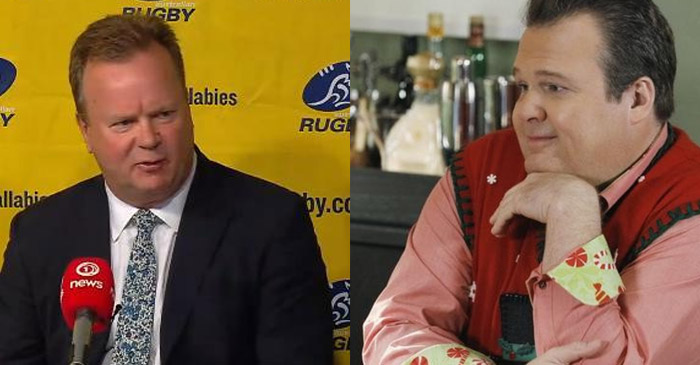 Modern Family's Eric Stonestreet signs on to play Bill Pulver in Nine's planned miniseries of Super Rugby debacle