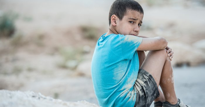 Innocent Syrian Child Not Sure Who The Good Guys Are Anymore
