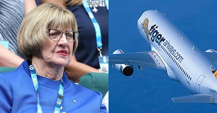 """""""She's more of a Tiger person anyway"""": Qantas CEO Alan Joyce hits back at Margaret Court"""