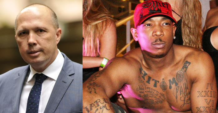 Peter Dutton Hires Ja Rule As Key Advisor For Manus And Nauru