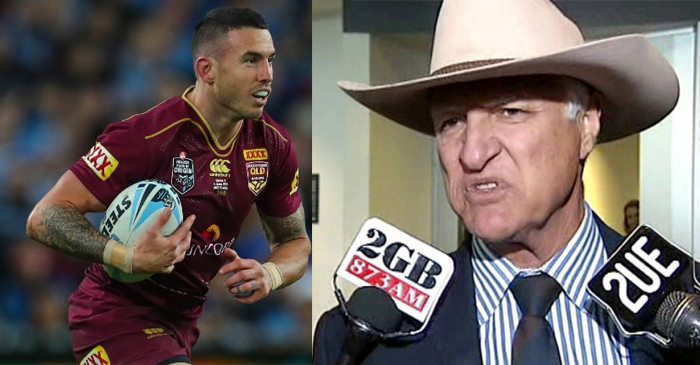 Katter Blames Russian Interference For Darius Boyd's Selection In Queensland Side