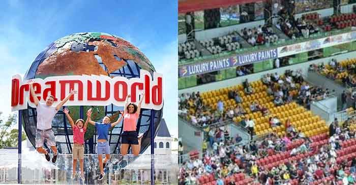 Report: More people attending Super Rugby games than visiting DreamWorld