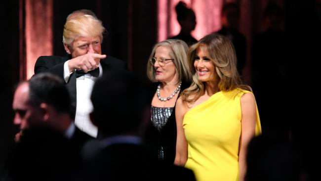 Trump Suggests Lucy Turnbull Join Melania In The Kitchen While The Men Talk