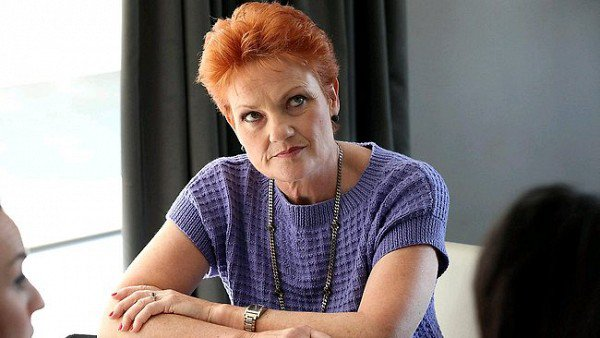 Pauline Says Incriminating Voice Recordings Obtained By ABC Just Typical Leftie Bias