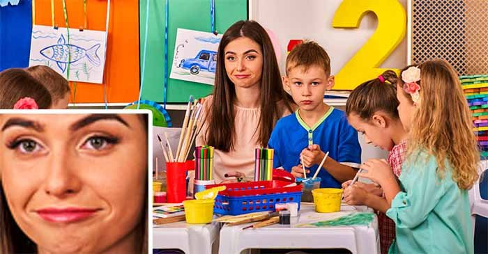 Local Kindy Teacher Finally Free Of These Little Bastards For Two Weeks