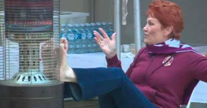 Origin II: Pauline Hanson Frustrated By Complex Islander Last Names In QLD Side