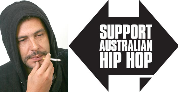 45-Year-Old Aussie Hip Hop Artist Says Younger Rappers Don't Respect The Art Form