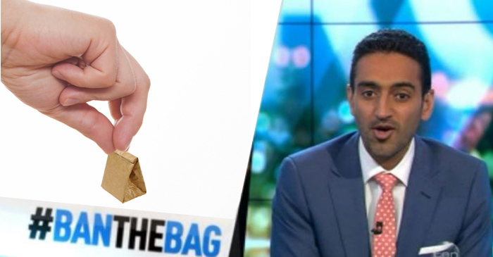 Waleed Aly Praises Melbourne Coke Dealers For Bold Transition To Recyclable Baggies