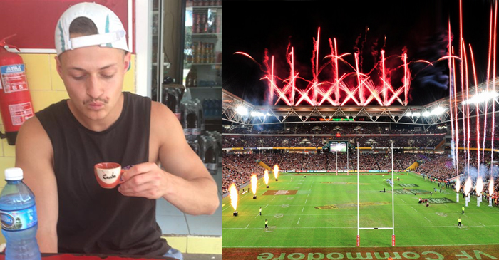 Cowardly NSW-Born Maroons Fan Excited for First Ever Trip to Queensland