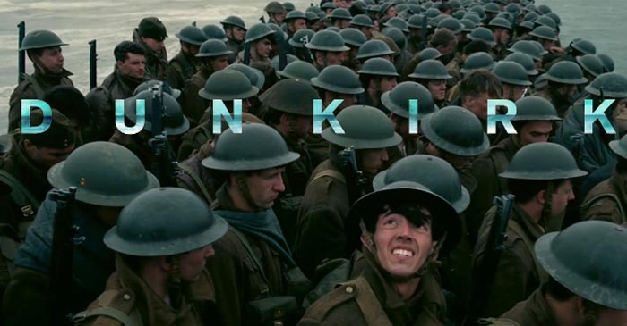Christopher Nolan's Dunkirk Criticised For Lack Of Diversity In All White Male Cast