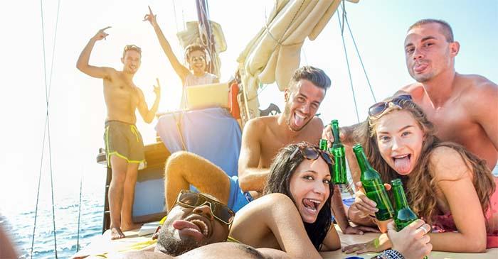 Nation's private school alumni make annual pilgrimage to Croatia Yacht Week