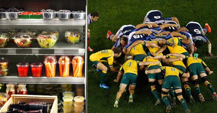 Healthier Options At School Tuck Shops Blamed For Decline In Decent Front Rowers