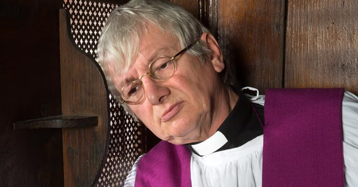 Local Priest Mistakes Man's Confession About Sex Crimes As A Job Application