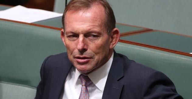 Tony Abbott Says He'll Support Gay Marriage If That's What His Voters Want No Homo