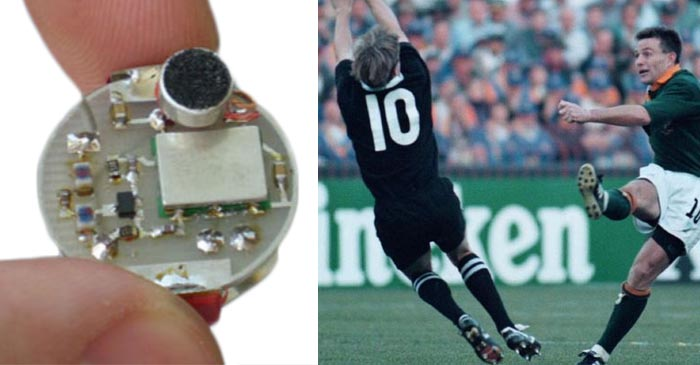 False Report Of Listening Device Not The First Time All Blacks Make Up A Suspicious 'Bug'