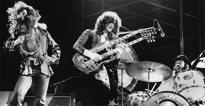 $223m study finds Led Zeppelin's 'Stairway To Heaven' was probably about drugs