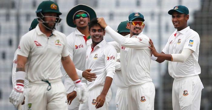 Cricketers currently getting flogged in Bangladesh attempt to justify pay increase