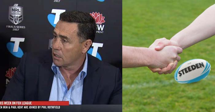 NRL To Replace Referees With Honesty System After Complaints From Sharks Coach