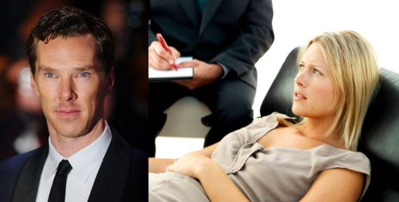 Woman Sees Therapist After Finding Herself Attracted To Benedict Cumberbatch